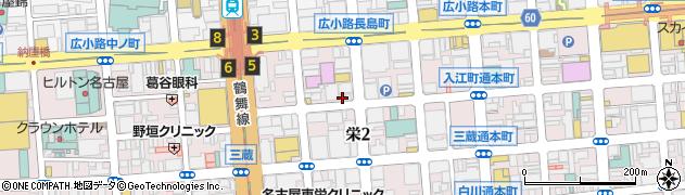 株式会社AJドリームクリエイト周辺の地図