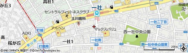 にたものどおしパート2周辺の地図