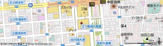 ラシック7F トゥ・ザ・ハーブス周辺の地図