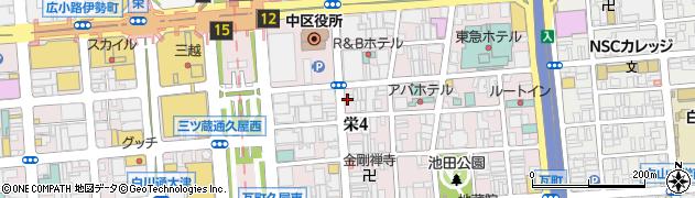 やどがり屋周辺の地図