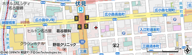 まごくら周辺の地図
