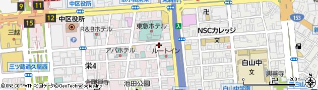 ポンコツ周辺の地図