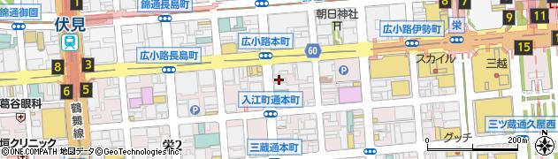 杉本食肉産業株式会社 スギモト本店すきやき・しゃぶしゃぶ店周辺の地図