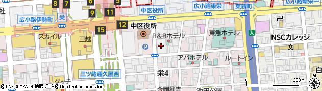 ミヤ周辺の地図