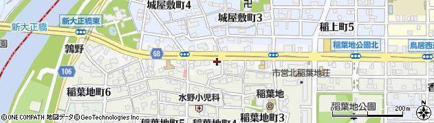 AGAIN周辺の地図