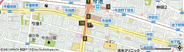 ルー(ROUX)周辺の地図
