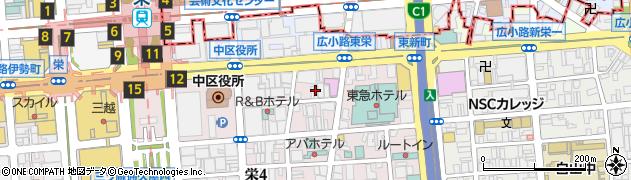 琉球王国周辺の地図