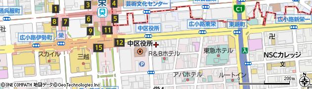 リストランテイルノド周辺の地図