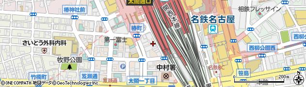 鶴八株式会社 ご予約ホットダイヤル周辺の地図