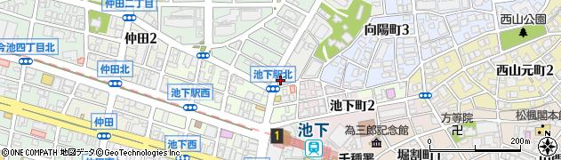 ロコス周辺の地図