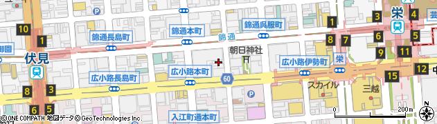 フウズ・フウ周辺の地図