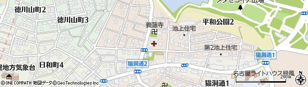 BON・BON周辺の地図