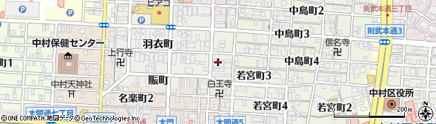 株式会社山本屋本店周辺の地図