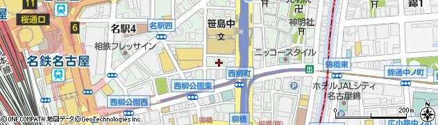 株式会社やぶやグループ周辺の地図