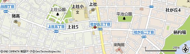 カレーハウスCoCo壱番屋本郷店宅配受付周辺の地図