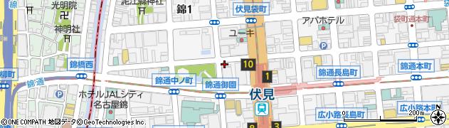 庵周辺の地図