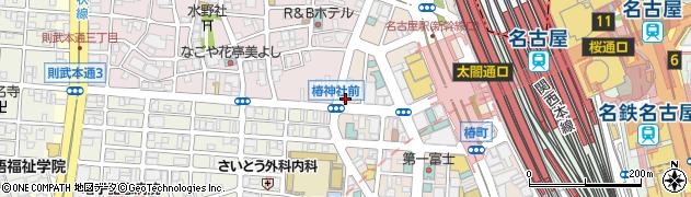 花霧島周辺の地図