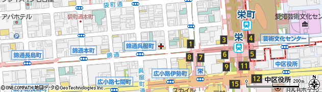 華文周辺の地図