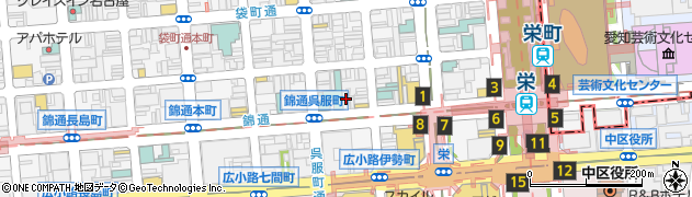 焼肉匠周辺の地図