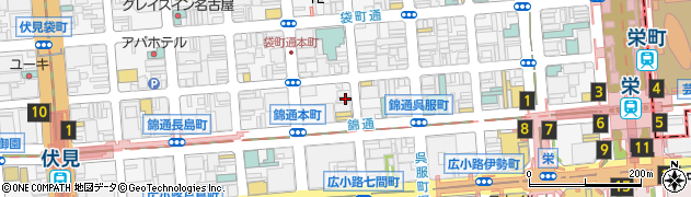 B3bar周辺の地図