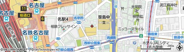 KON周辺の地図