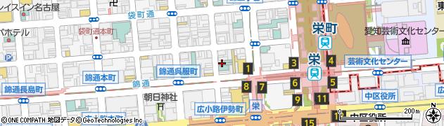 スタンド・ラブ周辺の地図