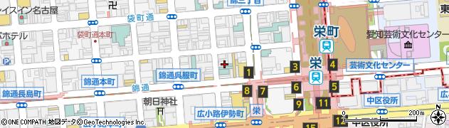 小倖周辺の地図