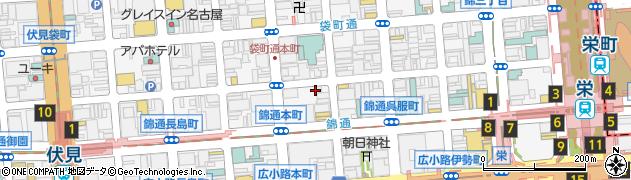 覚王周辺の地図