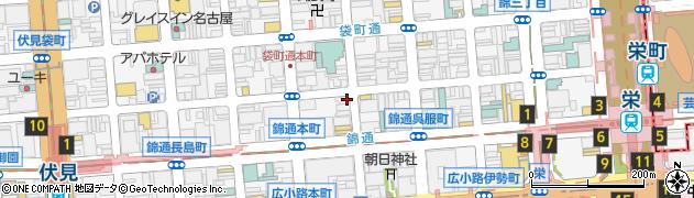 げんた周辺の地図