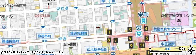 瀬戸周辺の地図
