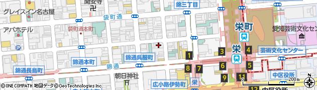 カクテルバー倉吉周辺の地図