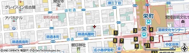 モメントス周辺の地図