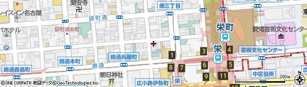 como周辺の地図