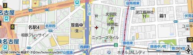 富士市周辺の地図