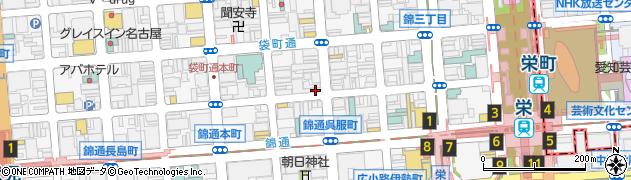 ラトゥール周辺の地図