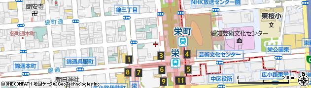TANPOPO周辺の地図