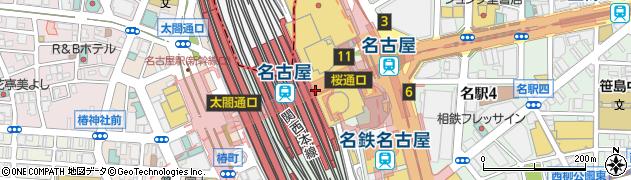 京たまごキッチンモレット周辺の地図