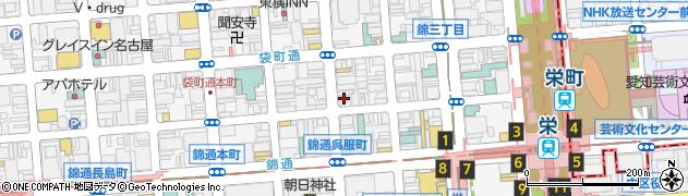 ディアナ周辺の地図