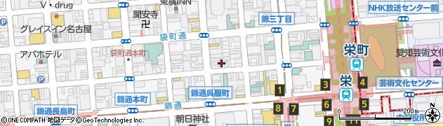 キラージョー周辺の地図