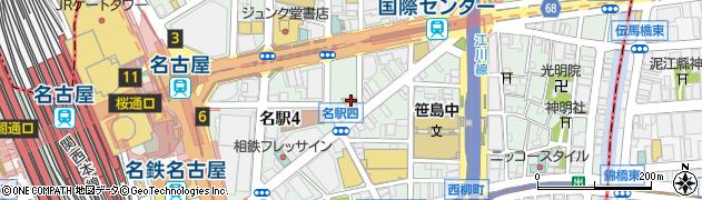 浜口商事有限会社周辺の地図
