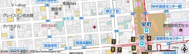 丸幸2号店周辺の地図