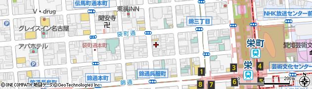 マザーカントリー2周辺の地図