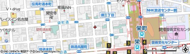 メンバーズクラブ蒼穹周辺の地図
