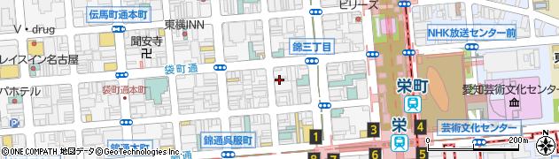 鳴駒周辺の地図