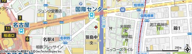 鑠鑠周辺の地図
