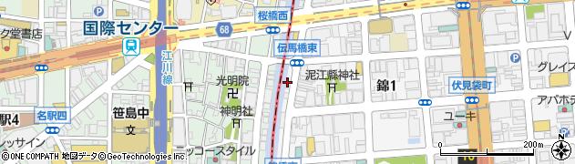 ウィルビウス周辺の地図