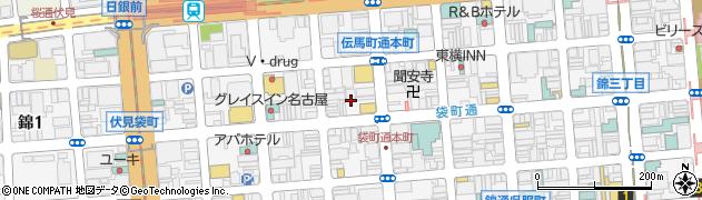 福生院周辺の地図