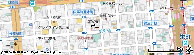 VAMP周辺の地図