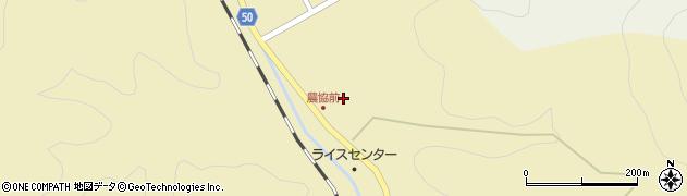京都府南丹市日吉町保野田(狭間)周辺の地図