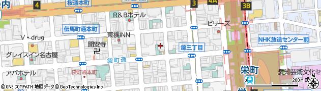 ガラティア周辺の地図